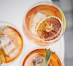 Iced Citrus Sun Tea Recipe