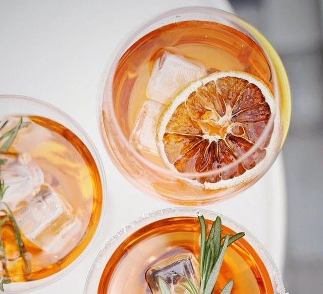 Iced Citrus Sun Tea Recipe