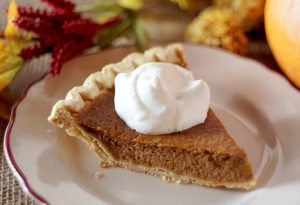Impossibly Easy Pumpkin Pie Recipe