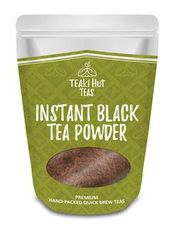 Teaki Hut Instant Black Tea Powder