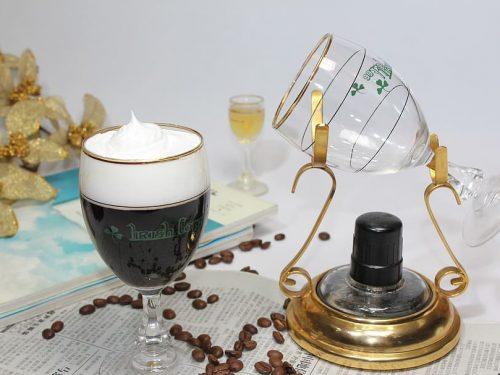 strong irish coffee