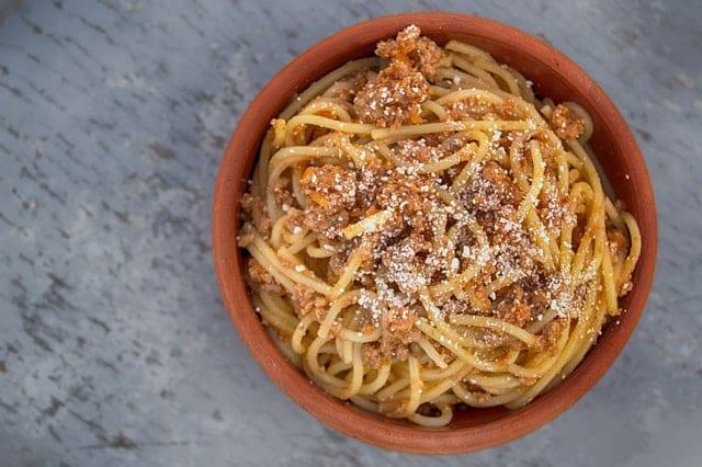 Italian Baked Spaghetti Recipe