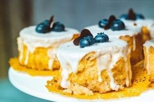 Lemon Cake With Lemon Frosting Using Fresh Lemons