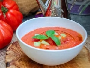 Jellied Tomato Bouillon Recipe