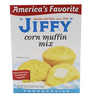 Jiffy Corn Muffin Cornbread Mix