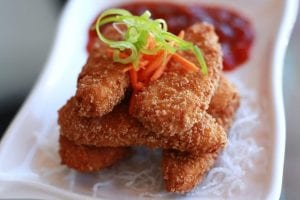 Copycat Ruby Tuesday's Southern Style Chicken Tenders Recipe