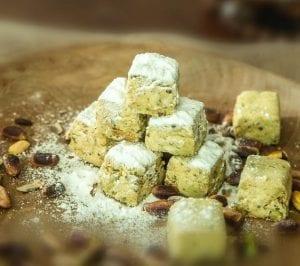 Kahlua Cream Fudge Recipe