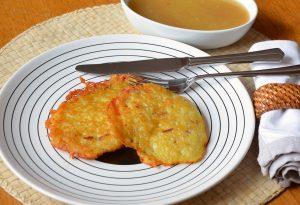 Sweet Potato Spice Cake - FoodBabbles.com