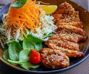 Kicking Teriyaki Chicken Recipe