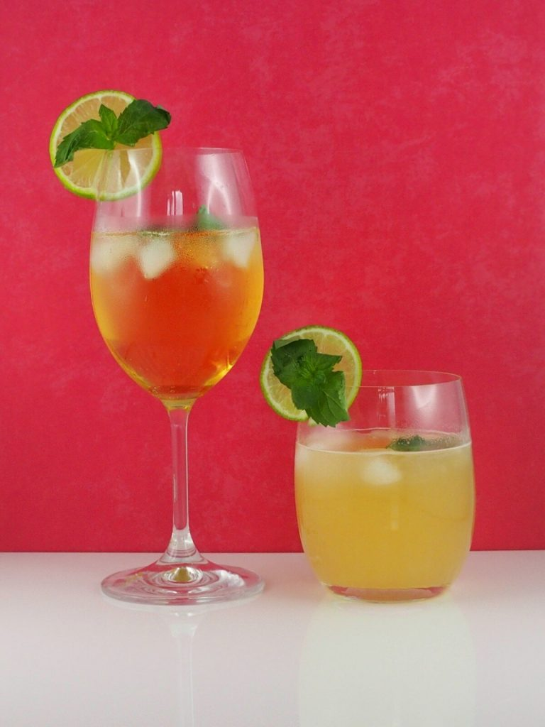 Kid Friendly Margarita Punch Recipe