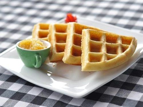 kids favorite waffles