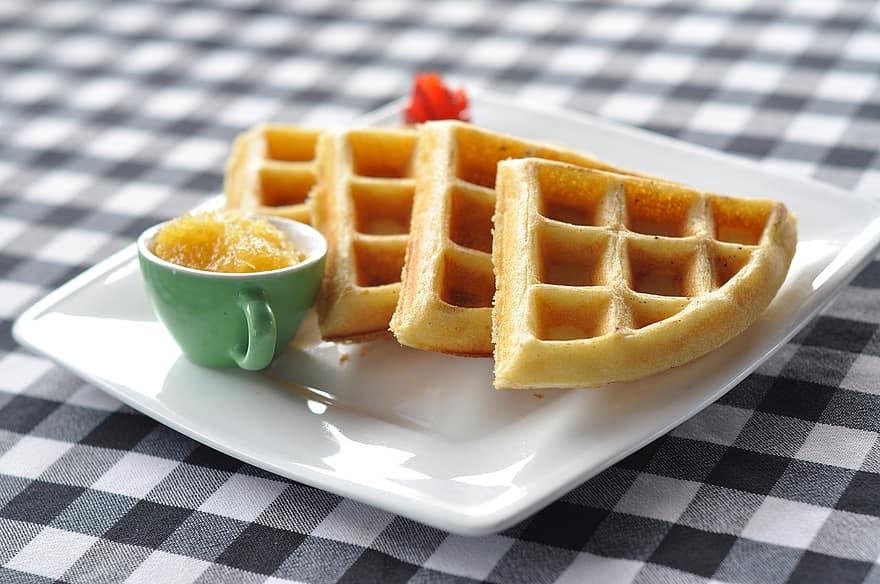 Kids' Favorite Waffles Recipe