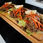 Korean-Style Beef Lettuce Wraps Recipe