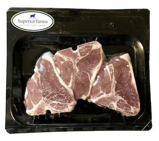 Superior Farms Lamb Loin Chops