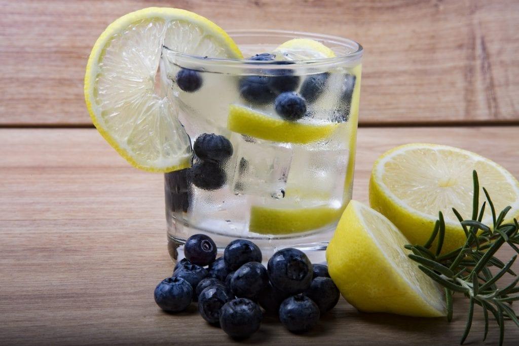 Lavender Blue Lemonade Recipe
