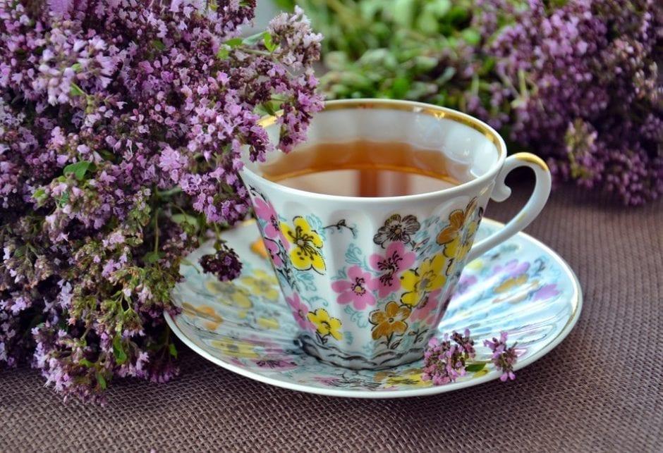 Lavender Herb Tea Recipe