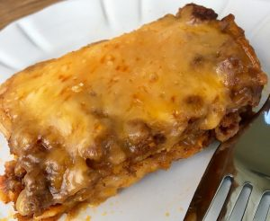Layered Enchilada Casserole Recipe