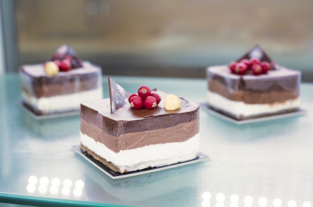 Layered Pudding Dessert Recipe