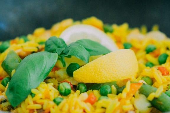 Lemon Chicken and Rice Recipe
