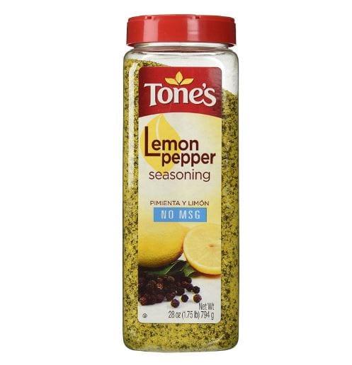Tone's Lemon Pepper Blend