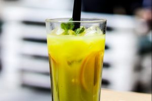 Lemonade Punch Recipe