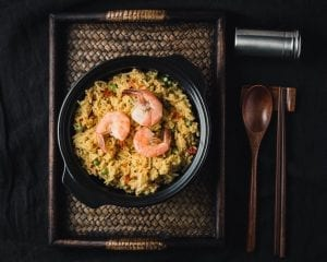 Lemongrass Fried Rice Recipe