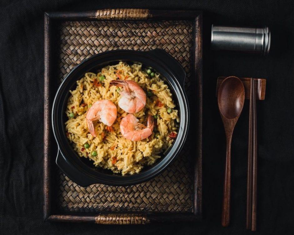 lemongrass fried rice