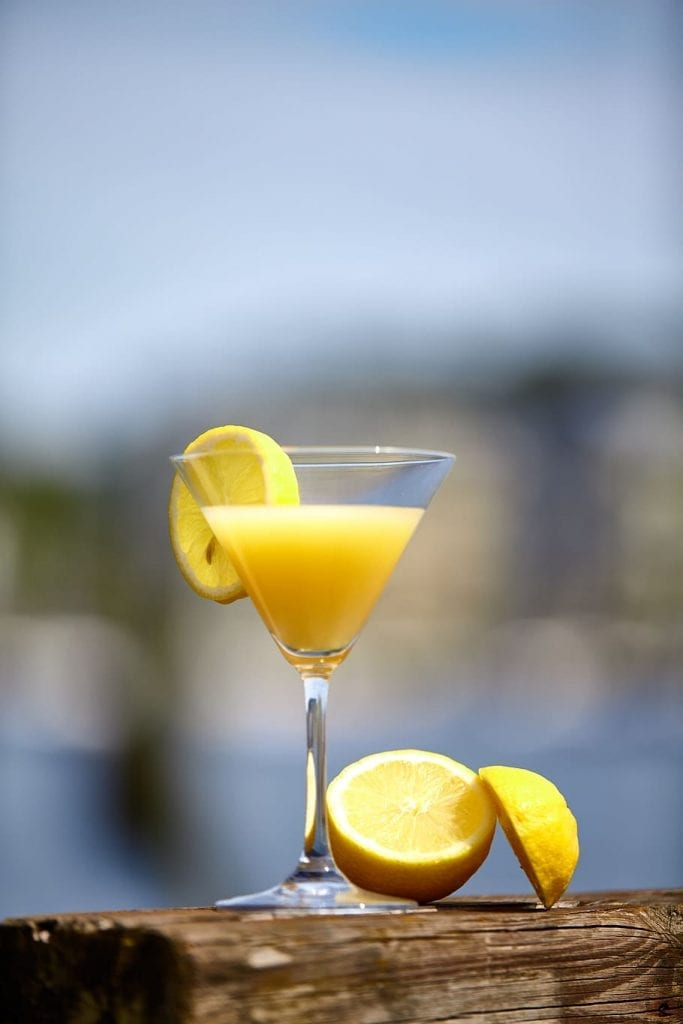 Lovely Lemonade Cocktail Recipe