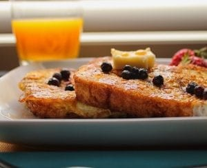 Low-Carb French Tortilla Toast Recipe