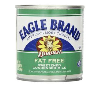 Eagle Brand Fat Free Sweetened Condensed Milk