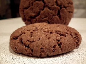 Low-Fat Mocha Cookie Recipe