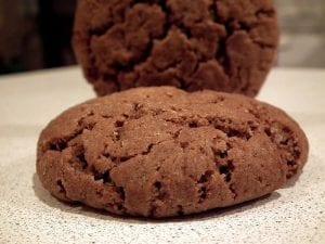 Low-Fat Mocha Cookie Recipe