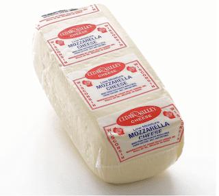 Mozzarella Cheese Whole Milk Low-Moisture