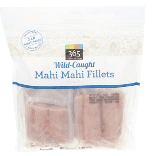365 Everday Value, Wild-Caught Fish, Mahi Mahi Fillets