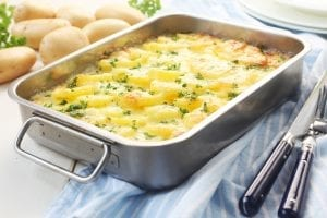 Make-Ahead Potato Au Gratin Recipe
