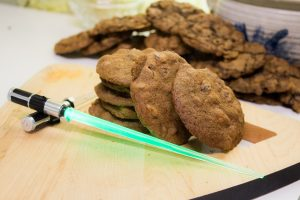 Star Wars Jedi Mix Cookies Recipe