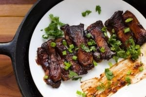 Mandarin-Style Country Crockpot Ribs Recipe