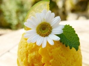 Mango-Orange Sorbet Recipe