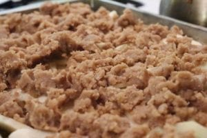 Maple Apple Crisp Recipe