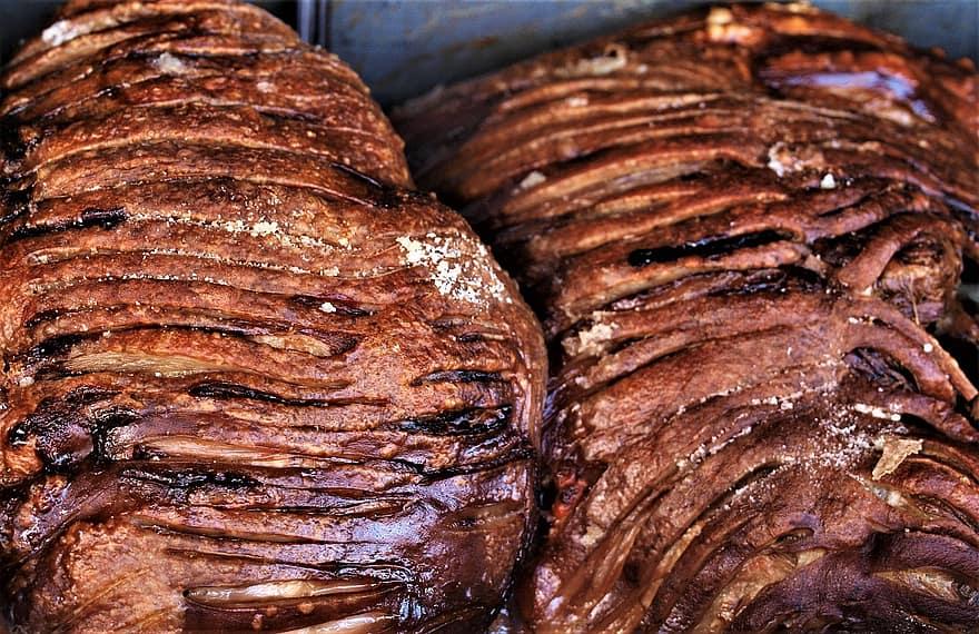 Maple-Mustard Glazed Pork Roast Recipe