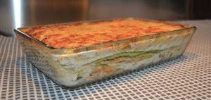 Marcelle Flint's Zucchini Lasagna Recipe