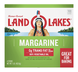 Land O' Lakes, 80% Vegetable Oil Margarine Sticks