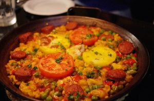 Mark Bittman's Tomato Paella Recipe