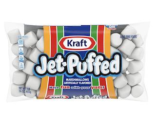 Jet-Puffed Marshmallow, Regular