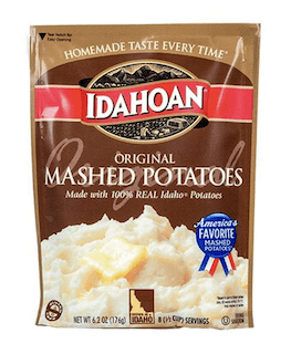 Idahoan Mashed Potatoes - Orginal