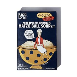 Matzo Ball Soup Kit & Matzo Ball Mix