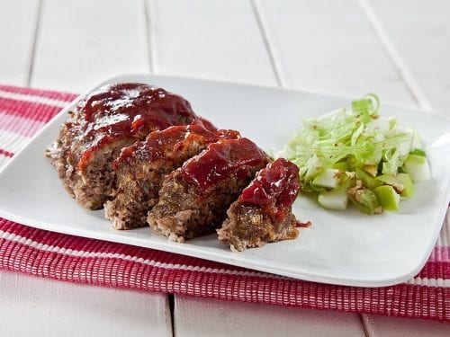 meatloaf with a twists
