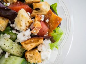 Melon, Papaya and Cucumber Salad Recipe