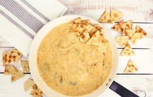 Mexican Cheesy Chicken Dip Recipe