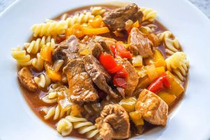 Mexican Goulash Recipe
